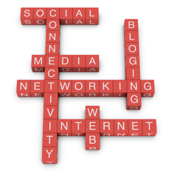 Social Media Scrabble